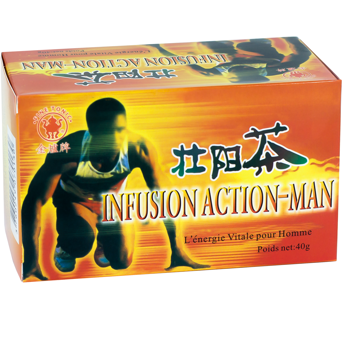 Infusion Action-Man Image