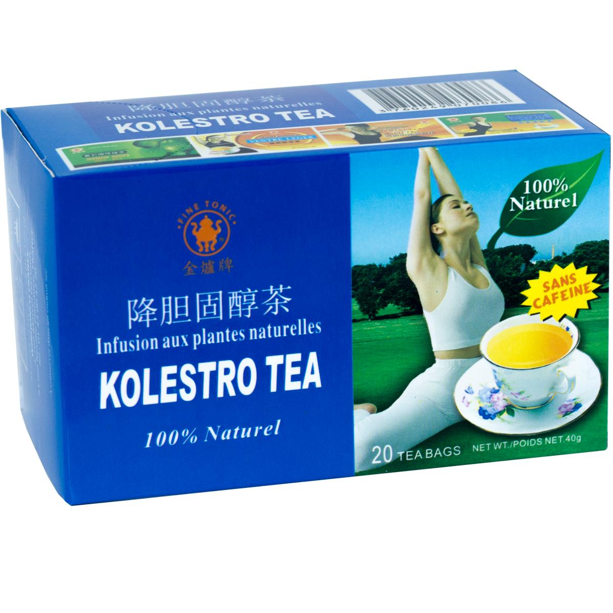 Kolestro Tea Image