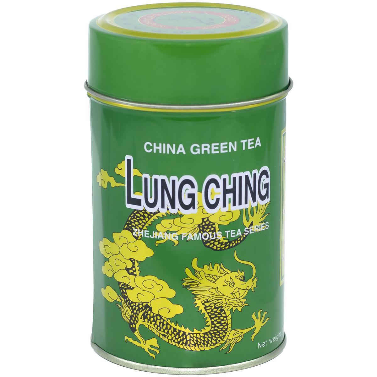 Thé vert Lungching Vrac Image