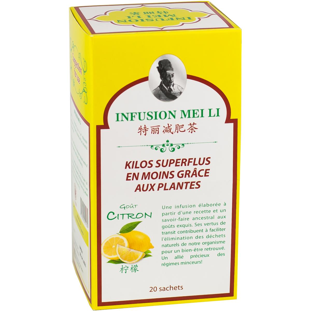 Infusion Meili - Kilos Superflus en Moins Image