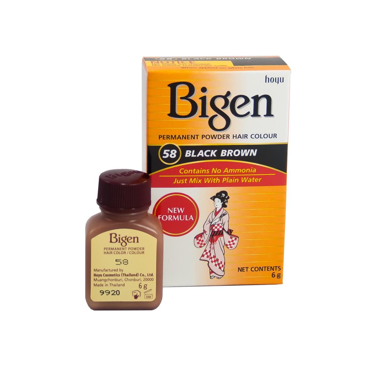 Bigen Poudre (57, 58 , 59) Image
