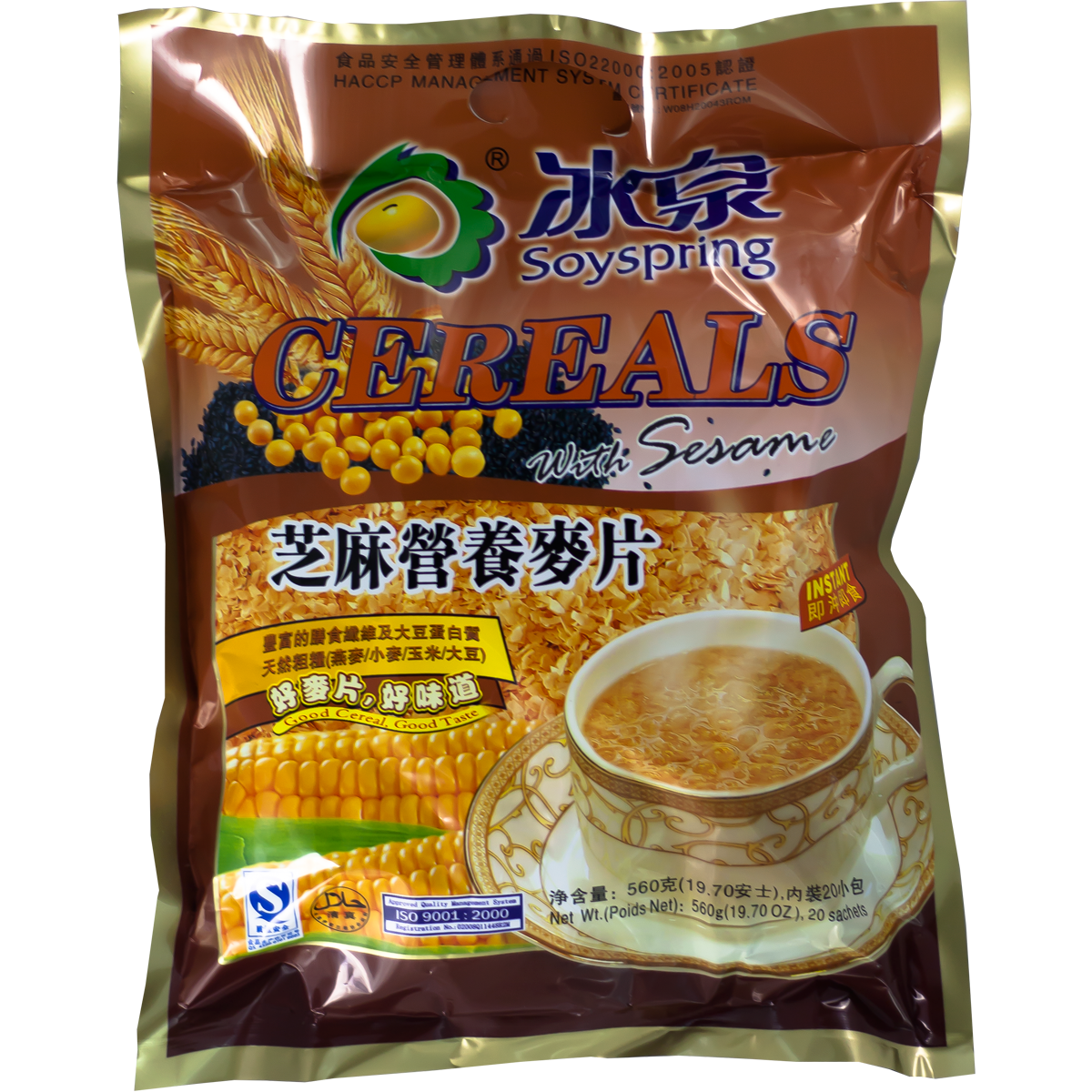Céréales au Sésame Image