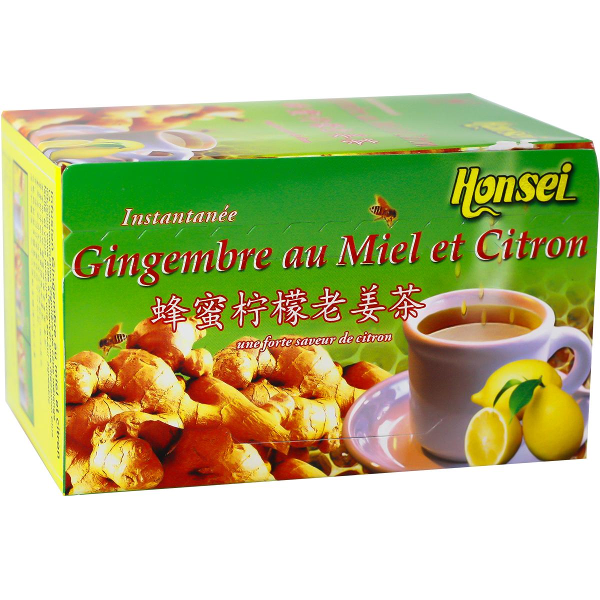 Inf. Gingembre au Miel et Citron (instantanée) Image