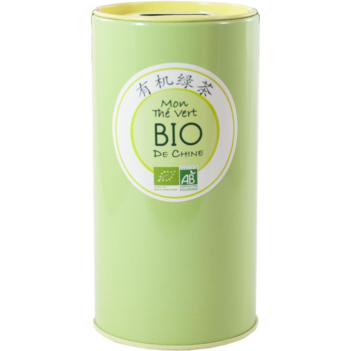 Mon thé vert BIO Image