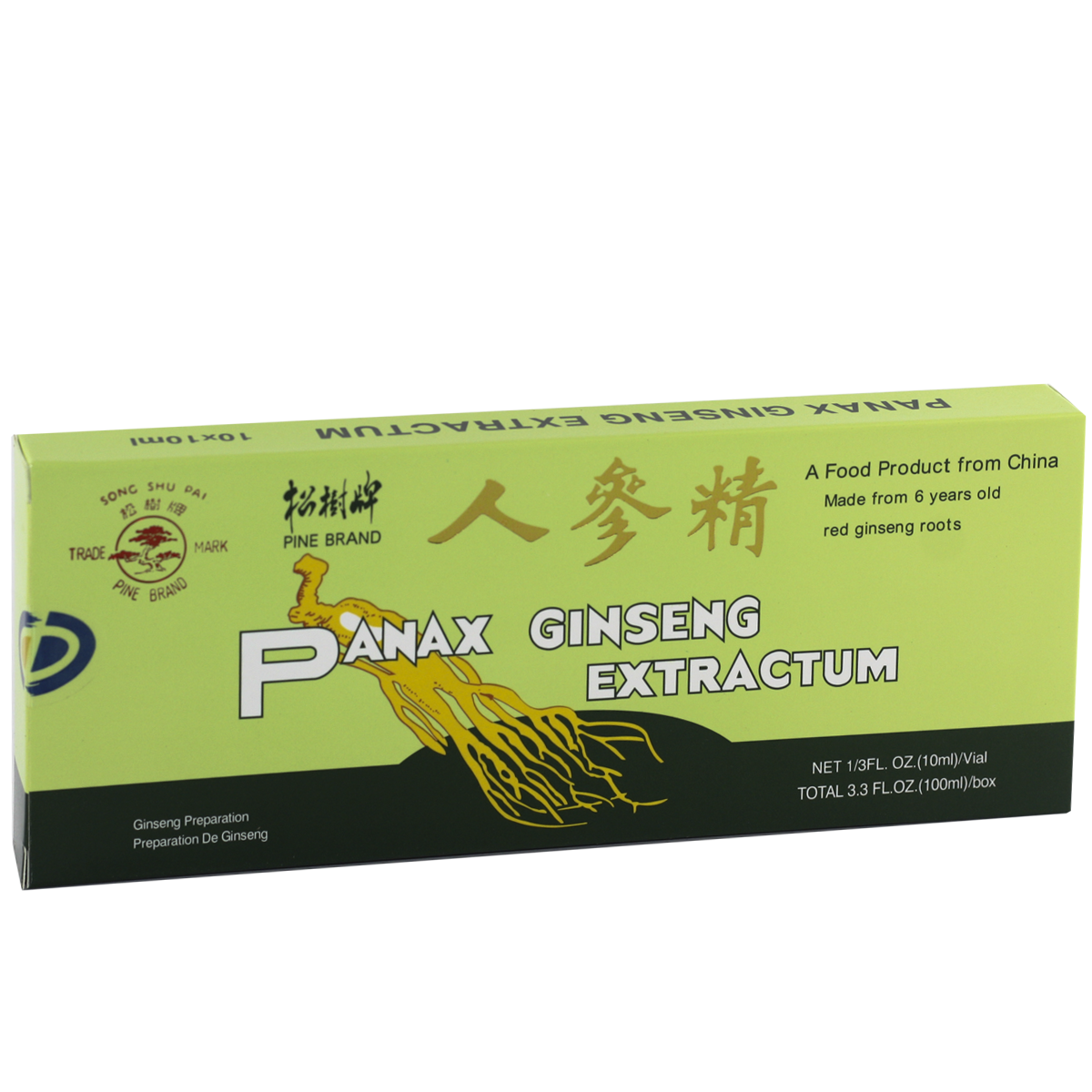 Panax Ginseng Extract Image