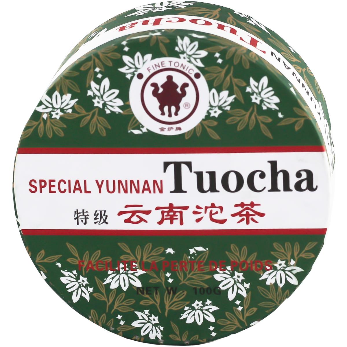Tuocha Rond 100g Image