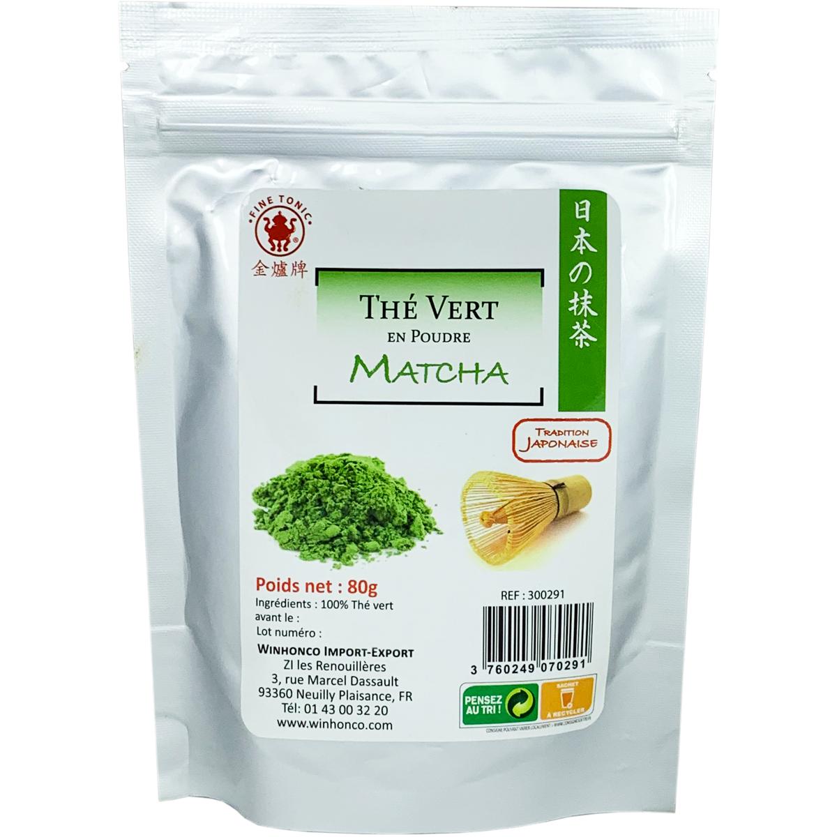 Thé vert Matcha 80g Image