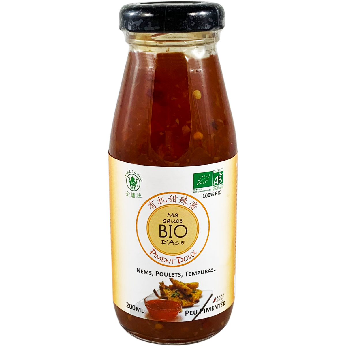 Ma Sauce Piment Doux Sucrée BIO Image