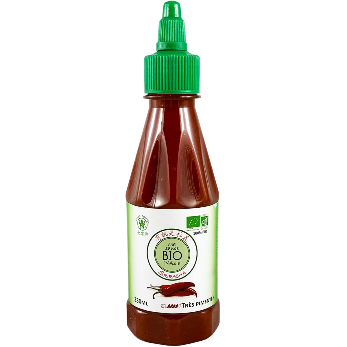 Ma sauce Sriracha BIO (230ml & 435ml) Image